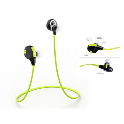 Bluetooth fülhallgató sportoláshoz