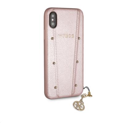 Guess tok Rose Gold (GUHCPXKAILRG) Apple iPhone X / XS készülékhez