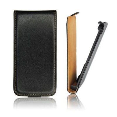 Slim Flip Tok mágneses fekete színben Huawei