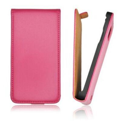 Slim Flip Tok mágneses pink színben Samsung