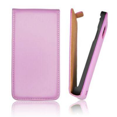 Slim Flip Tok mágneses lila színben Sony