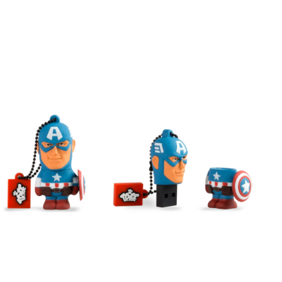 Tribe MARVEL Captain America 8GB Design Pendrive