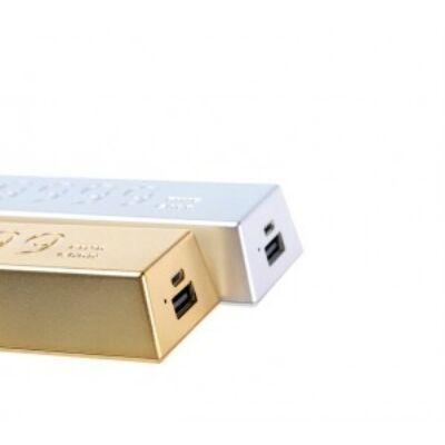 Remax Golden Bar 6600 mAh Külső Akkumulátor