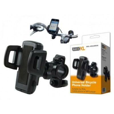 Biciklire szerelhető telefontartó